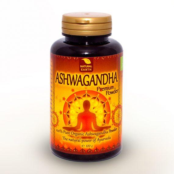 Ashwagandha Premium Powder - Natural Earth