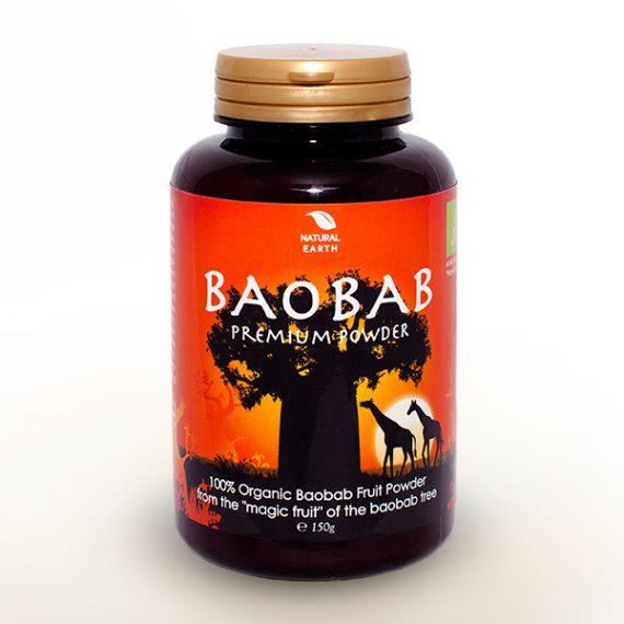 Baobab Premium Powder - Natural Earth