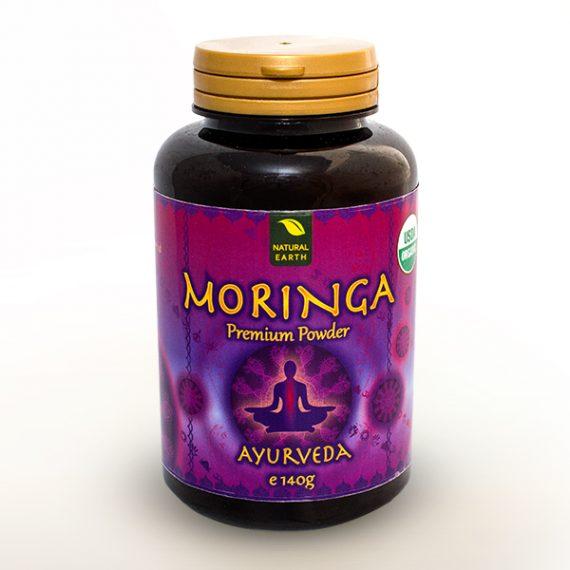 Moringa Premium Powder - Natural Earth
